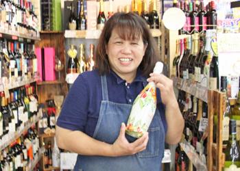 松本由美子 専務取締役・ワイン担当 ワインソムリエ〈JSA認定〉