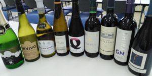 ワインリストアップ